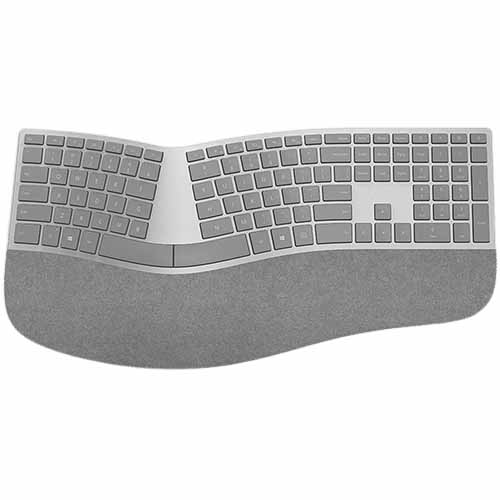 تصویر کیبورد MICROSOFT Keyboard Surface Ergonomic