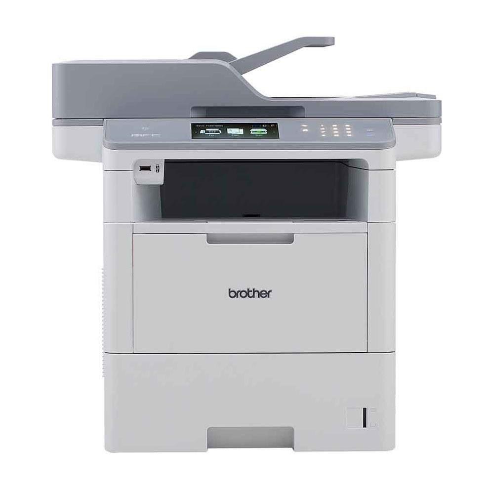 تصویر پرینتر لیزری چهار کاره برادر مدل MFC-L6900DW ا Printer MFC-L6900DW Multifunction Laser Printer Printer MFC-L6900DW Multifunction Laser Printer