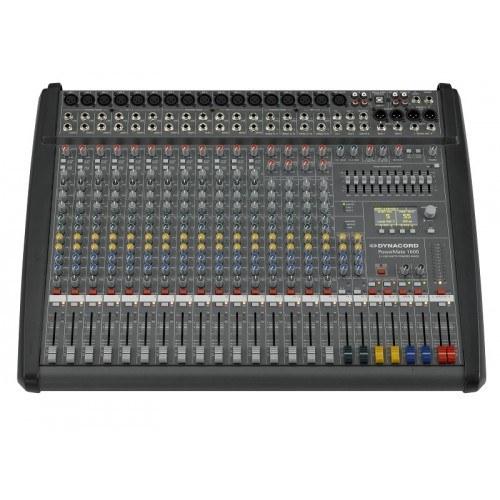 DYNACORD - PowerMate 1600-3 پاور میکسر