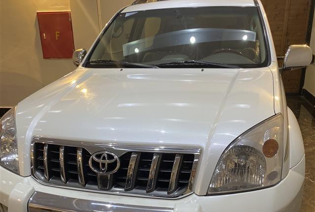 عکس خودرو تویوتا، پرادو دو در، 6 سیلندر، 1387  خودرو-تویوتا-پرادو-دو-در-6-سیلندر-1387
