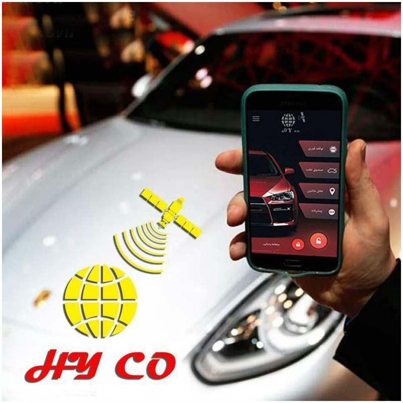 دزدگیر هوشمند خودرو Hyco فول  