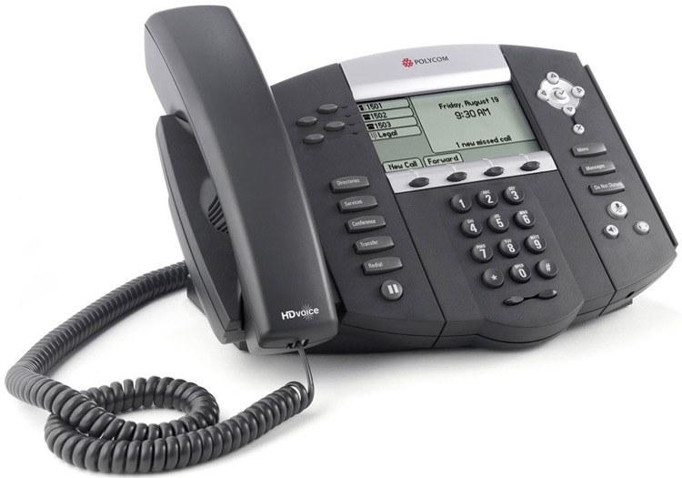 main images Polycom SoundPoint 560 phone تلفن VoIP پلی کام مدل SoundPoint 560 تحت شبکه