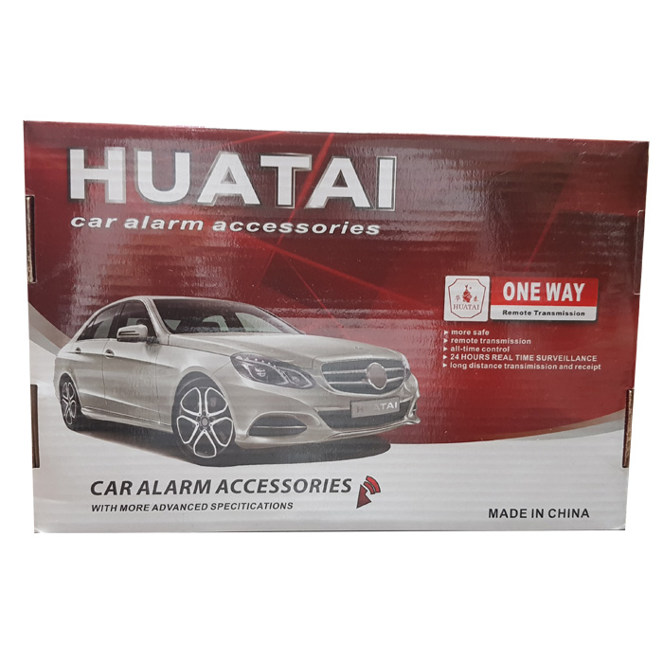 HUATAI Car Alarm   دزدگیر خودرو هوتای