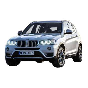 خودرو بی ام دبلیو X3 28i اتوماتیک سال 2016 | BMW X3 28i 2016 AT