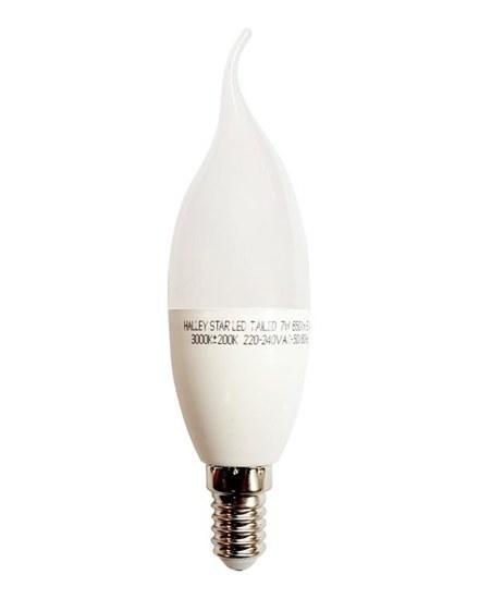 لامپ ال ای دی 7 وات اشکی هالی استار |