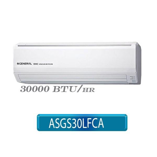 تصویر کولر گازی اسپلیت اجنرال مدل ASGS30LFCA ا Inverter Air Conditioner ASGS30LFCA  Inverter Air Conditioner ASGS30LFCA