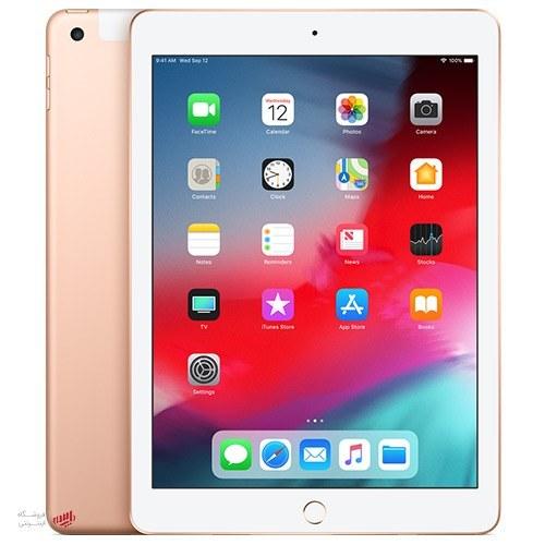 عکس ipad 9.7 inch (6th Generation) / WiFi / 128 GB / Gold  ipad-97-inch-6th-generation-wifi-128-gb-gold