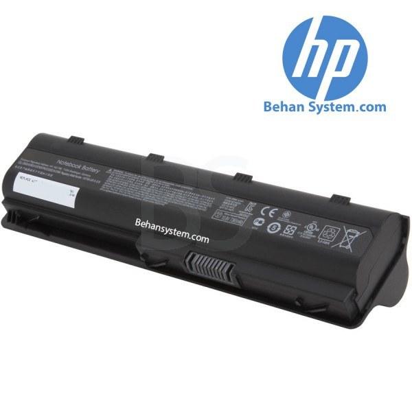 تصویر باتری 9 سلولی لپ تاپ HP مدل MU09