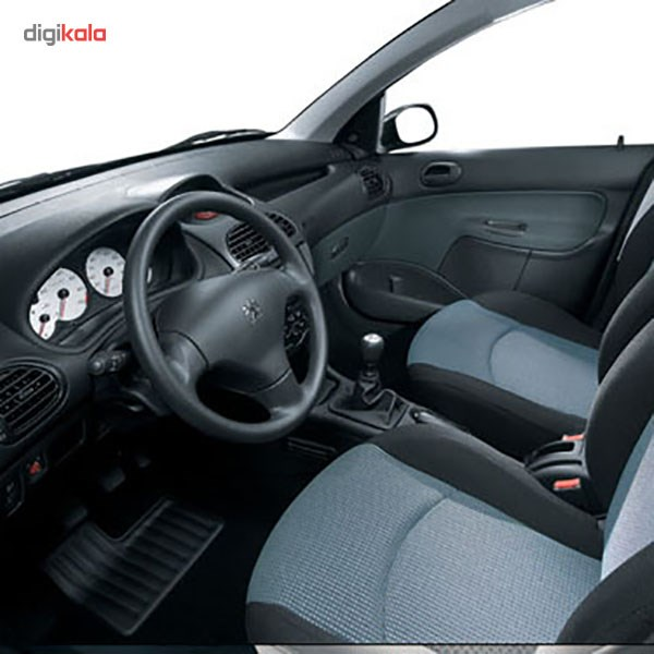 عکس خودرو پژو 206 تیپ 3 دنده ای سال 1390 Peugeot 206 Trim 3 1390 MT خودرو-پژو-206-تیپ-3-دنده-ای-سال-1390 11