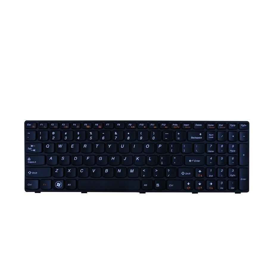 کیبورد لپ تاپ لنوو مدل بی ۵۷۰