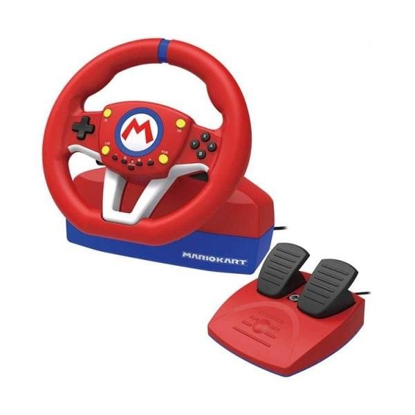 تصویر فرمان بازی Hori مدل Mario Kart Racing مناسب Nintendo Switch