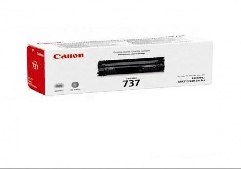 تصویر کارتریج لیزری کنون Canon 728 Canon 737 Black Toner Cartridge