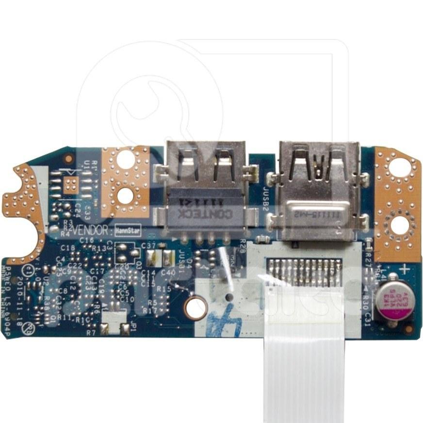 تصویر یو اس بی برد لپ تاپ ایسر Acer Aspire 5350