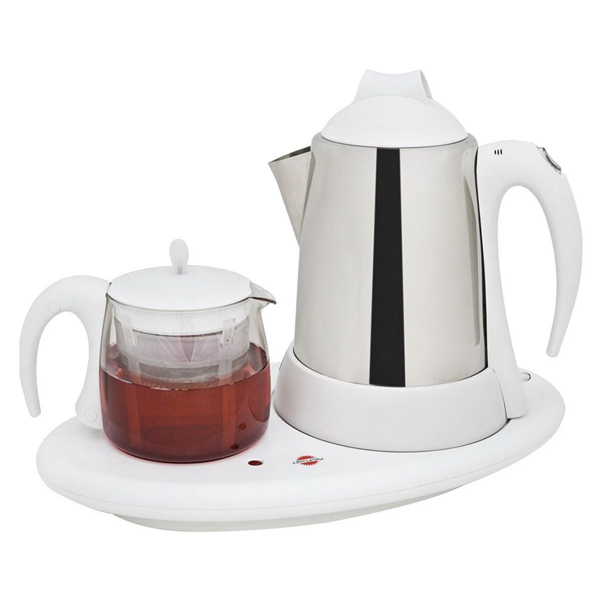 عکس چای ساز پارس خزر مدل TM-3500SP Pars Khazar TM-3500SP Tea Maker چای-ساز-پارس-خزر-مدل-tm-3500sp
