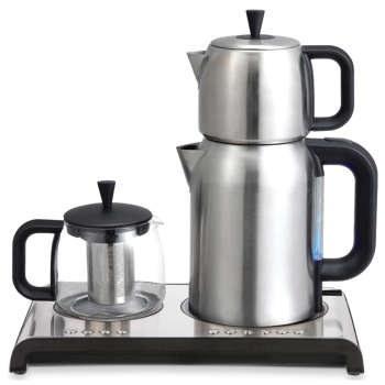 تصویر چای ساز هاردستون مدل TM3220 Hardstone TM3220 Tea Maker