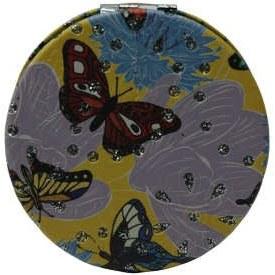آینه جیبی طرح پروانه مدل 3-233942 |