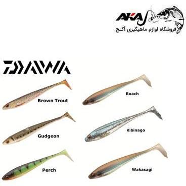 تصویر طعمه ژله ای ماهیگیری DAIWA
