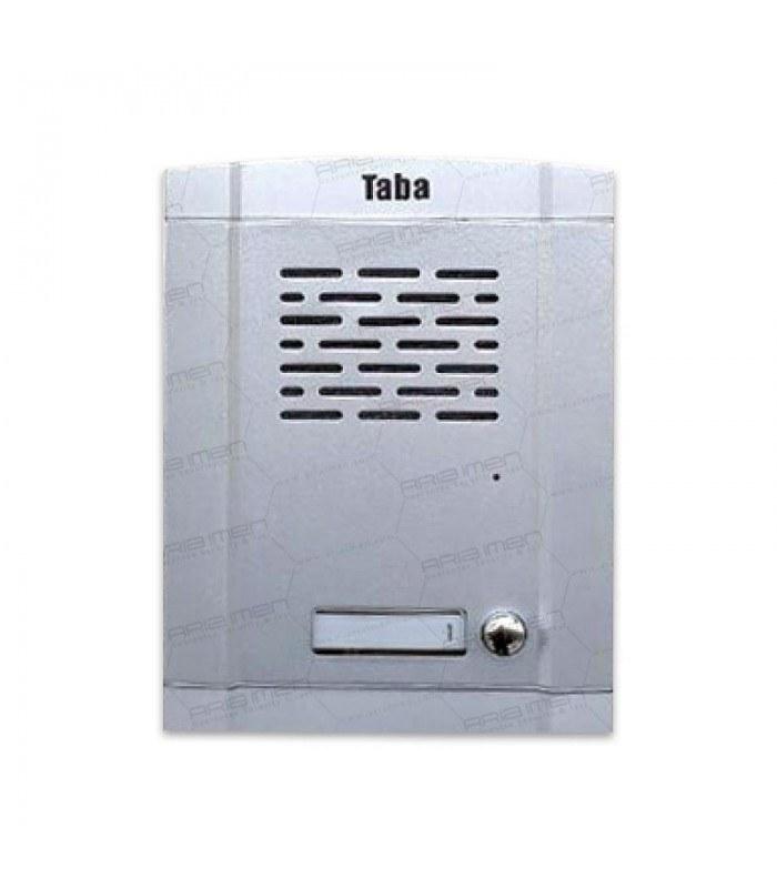 تصویر پنل آیفون صوتی تابا مدل tl-680