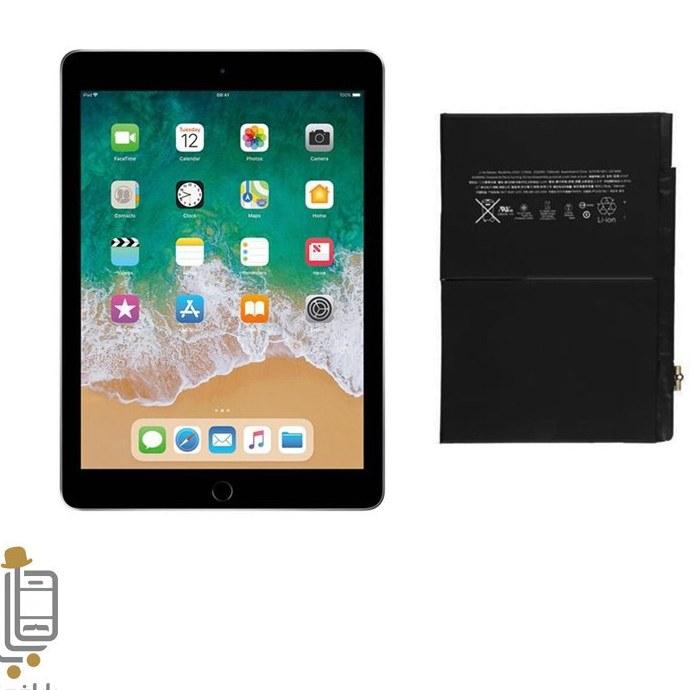 تصویر باتری اورجینال Apple iPad 9.7 , 2018