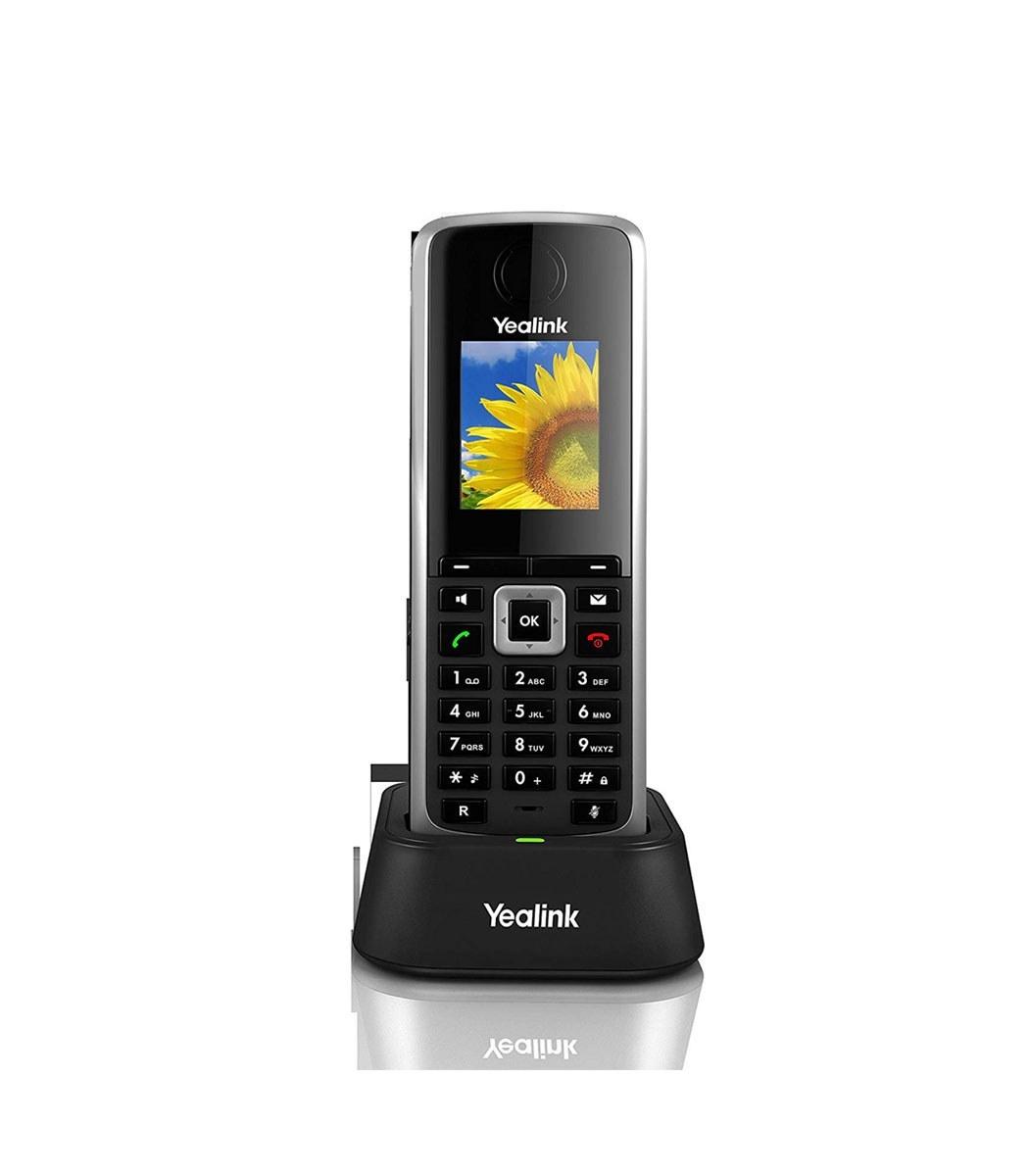 تصویر آی پی فون Yealink IPPhone W52H