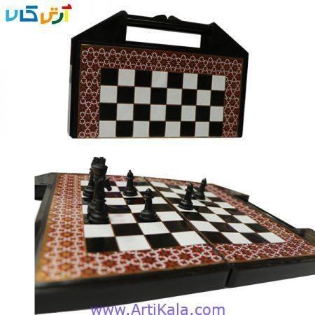 شطرنج و تخته نرد کیفی |