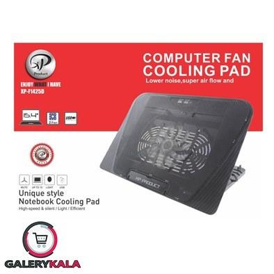 تصویر کول پد لپ تاپ XP F1425 XP F1425 Laptop Cooling Pad