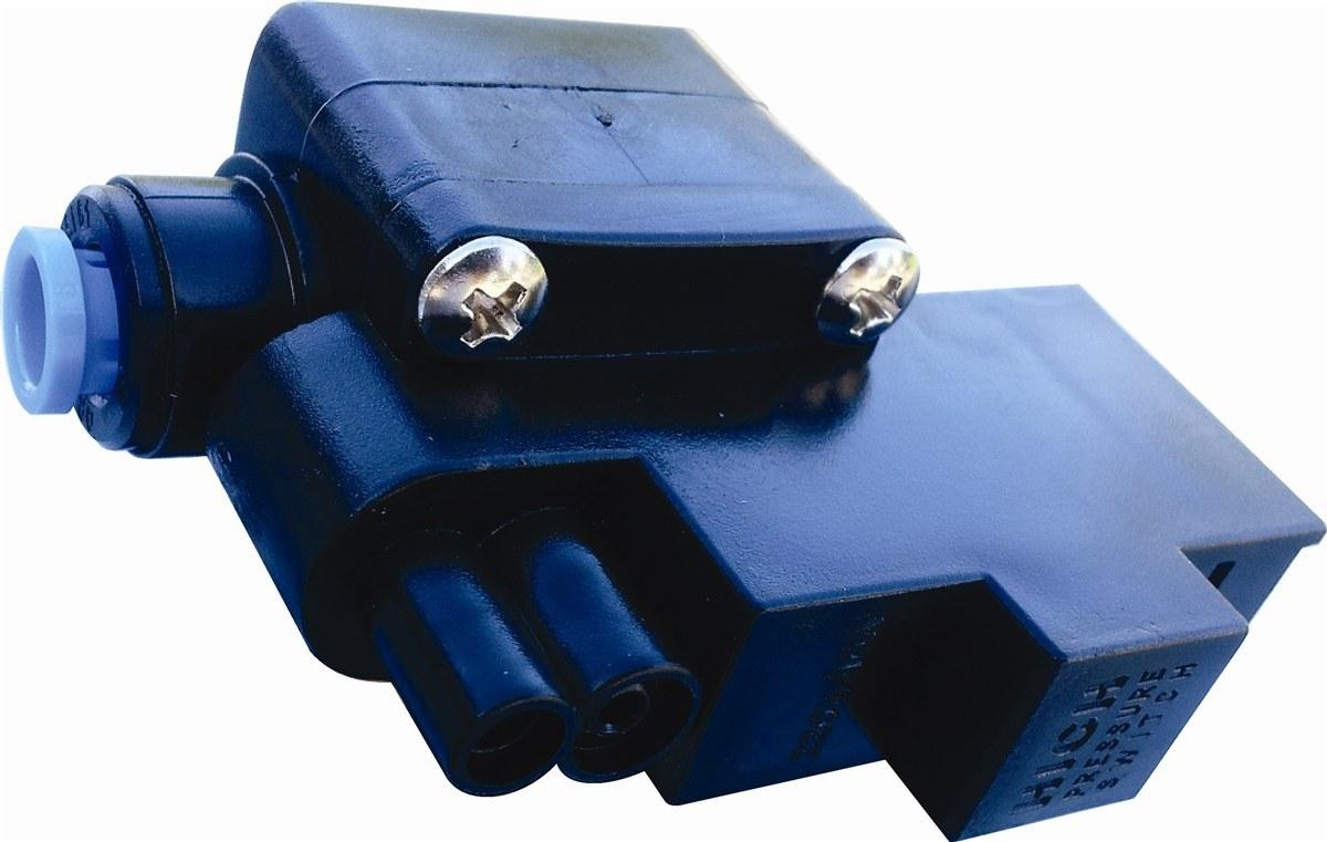 تصویر سوییچ فشار بالا دستگاه تصفیه آب مدل بلو ، های پرشر بلو