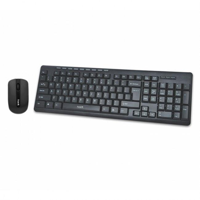 image کیبورد و ماوس بی سیم هویت مدل HV-KB572GCM Havit  HV-KB572GCM Wireless Keyboard and Mouse