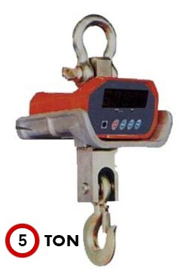تصویر باسکول آویز پند مدل PT3000 H PAND TEC SCALE PT 3000 H