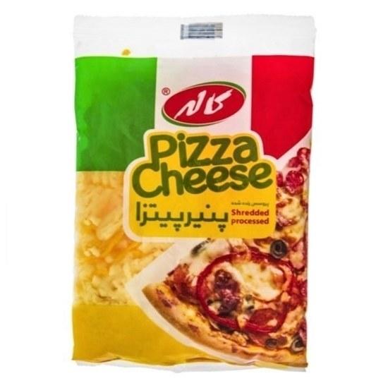 پنیر پیتزا مخصوص سوپر مارکتی 2 کیلویی کاله |