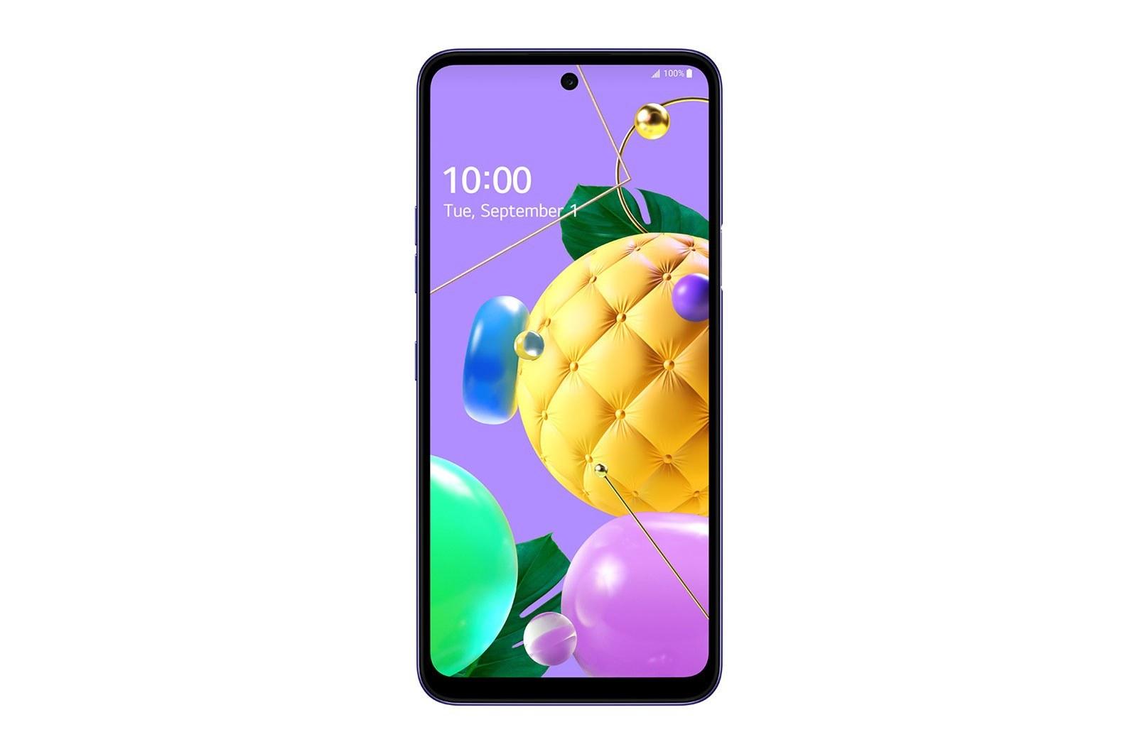 تصویر گوشی ال جی K52 | حافظه 64 رم 4 گیگابایت LG K52 64/4 GB