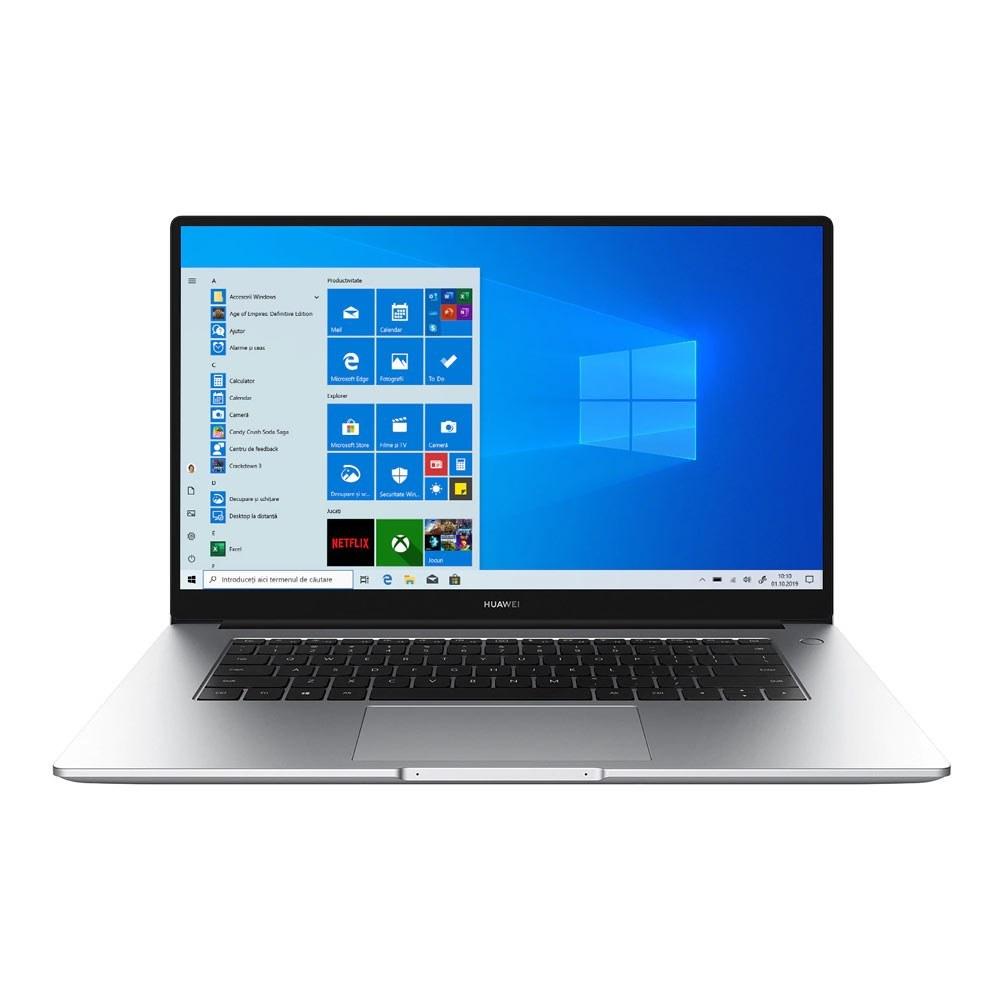 تصویر لپ تاپ  هوآوی مدل MateBook D15 کارت گرافیک 2 گیگابایت Huawei MateBook D15 Core i5 10210U 8GB 1TB 256GB SSD 2GB Full HD Laptop