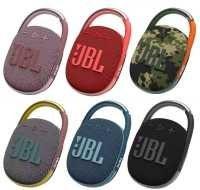 تصویر JBL  Clip 4 Bluetooth Speaker JBL  Clip 4 Bluetooth Speaker