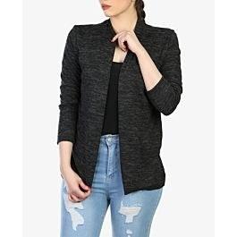 ژاکت بافت نازک زنانه Moda Italia مدل 10978 |