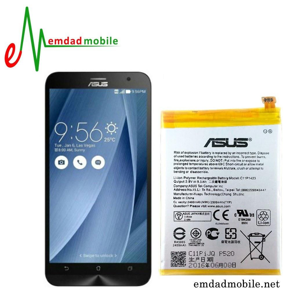 باتری اصلی گوشی ایسوس Asus Zenfone 2- ZE551ML