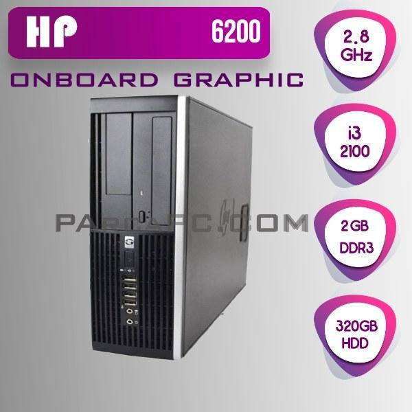 تصویر مینی کیس HP 6200