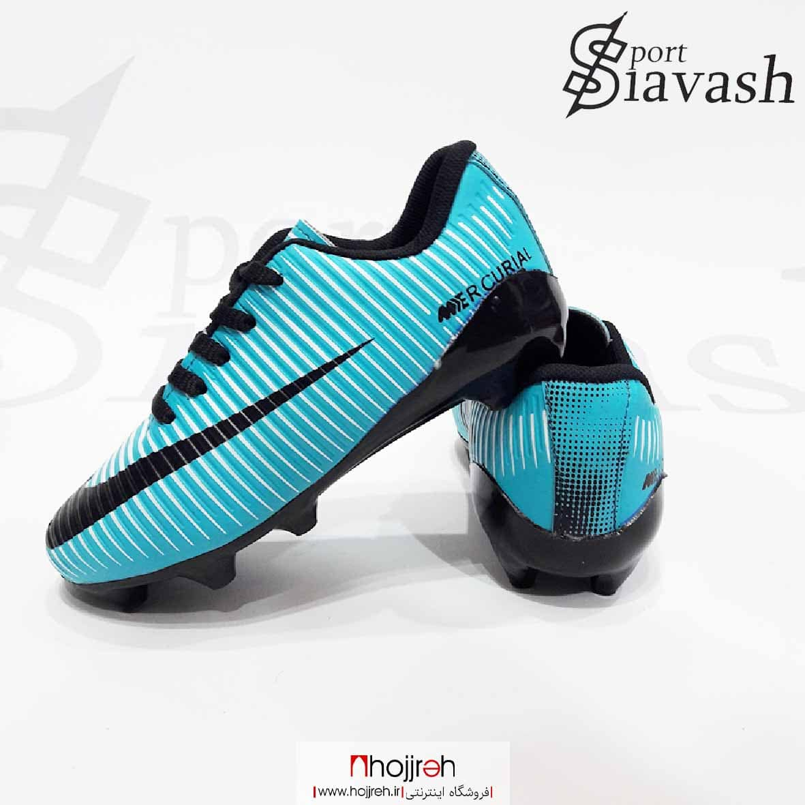 تصویر کفش فوتبال استوک دار نایک Mercuria
