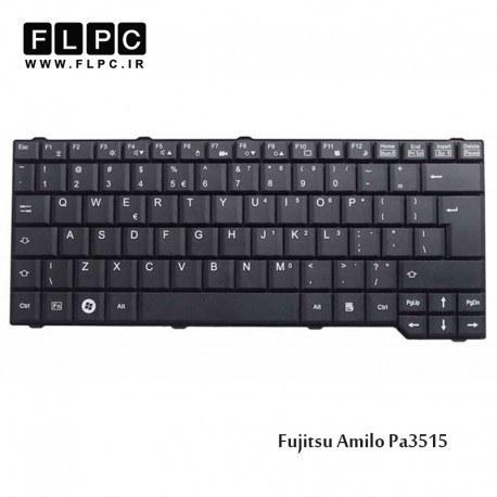 کیبورد لپ تاپ فوجیتسو Fujitsu Laptop Keyboard Amilo Pa3515 مشکی