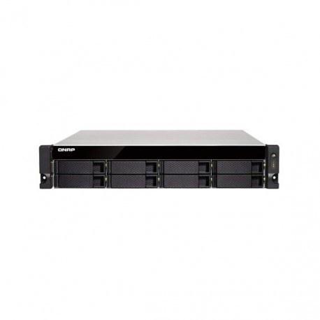 ذخیره ساز تحت شبکه QNAP مدل TS-832XU-RP