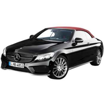 خودرو مرسدس بنز  C43 AMG 4matic Cabriolet اتوماتیک سال 2017 | Mercdes Benz C43 AMG 4matic Cabriolet 2017 AT