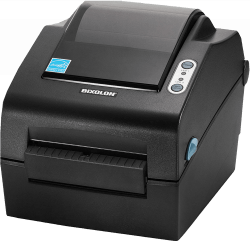 تصویر پرینتر چاپ برچسب بیکسولون SLP TX400 Bixolon SLP-TX400 Label Printer