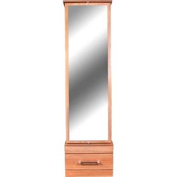 رخت آویز جالباسی با آینه گردان لمکده مدلSTAND1
