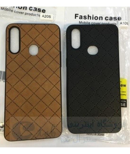 تصویر گارد محافظ اورجینال چرمی گوشی سامسونگ مدل a10 s آ 10 اس -  ( کیفیت فوق العاده) - رنگ بندی
