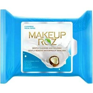 تصویر دستمال مرطوب آرایشی نارگیل میکاپ رز MakeUp Rose MakeUp Rose Coconut cleanser makeup remover