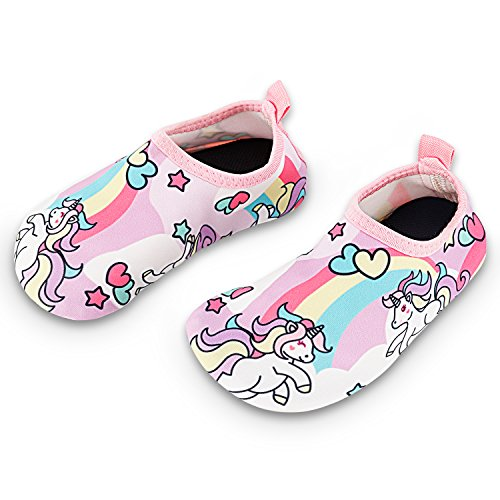 عکس کودکان و نوجوانان Bigib کودک شنا کفش های آبی سریع خشک و بدون لغزش پوست پوست بدون کفش کفش ورزشی برهنه Aqua جوراب برای دختران پسر نو پا  کودکان-و-نوجوانان-bigib-کودک-شنا-کفش-های-ابی-سریع-خشک-و-بدون-لغزش-پوست-پوست-بدون-کفش-کفش-ورزشی-برهنه-aqua-جوراب-برای-دختران-پسر-نو-پا