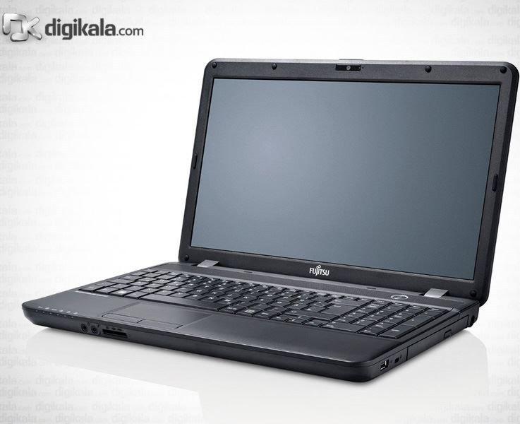 img لپ تاپ ۱۵ اینچ فوجیستو LifeBook AH502 Fujitsu LifeBook AH502 | 15 inch | Celeron | 2GB | 320GB