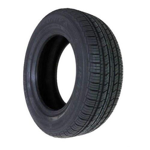 تصویر لاستیک ایران تایر 205/60R14 گل رونیکا Iran Tire RONIKA Size 205/60/R14 Car Tire