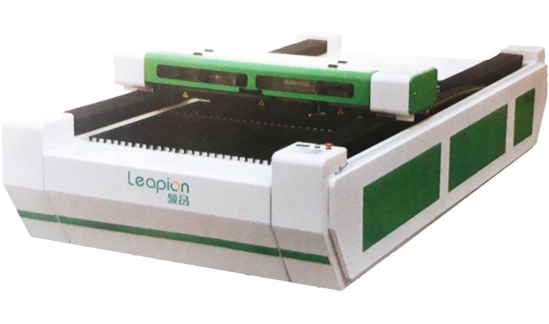 تصویر لیزر حکاکی و برش Leapion مدل LPL1-1325