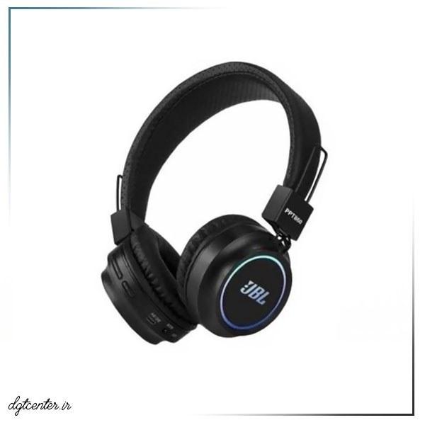 تصویر هدفون بلوتوثی جی بی ال مدل PPT860 JBL PPT860 Bluetooth Headset