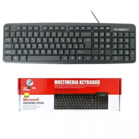 تصویر کیبورد ایکس پی مدل8800 XP Keyboard Model 8800